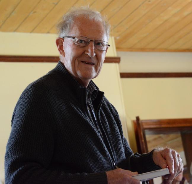 Fr Graeme Howard